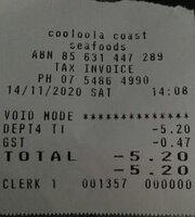 Cooloola Coast Seafoods