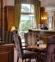 The Lounge Bar & Terrace at Moor Hall Hotel & Spa