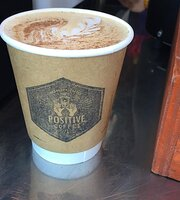 Positive coffee frutillar