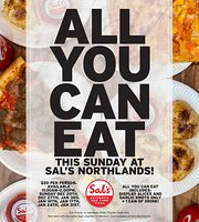 Sal's Authentic New York Pizza - Northlands