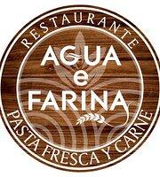Restaurante Agua E Farina