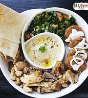 El Libanes Shawarma