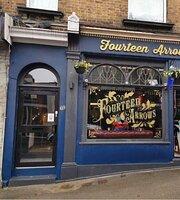 Fourteen Arrows Coffee Lounge