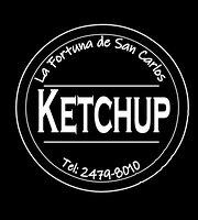 Ketchup Fast Food La Fortuna