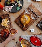 Panoramic Restaurant Chaika