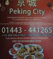 Peking City Takeaway Restaurant