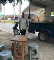 Blue Taco Truck
