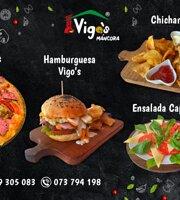 Vigos Mancora pizzas y bar