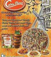 Calda Pizza Baguio