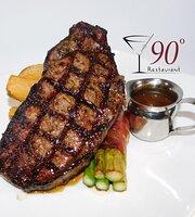 90 Degrees Restaurant