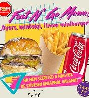 Stop! Burger & Pizza Gyula