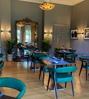 The Bow Room Restaurant at Grays Court