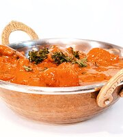 Candil cocina india