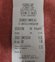 Pizzeria Luke