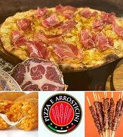 Pizza e Arrosticini