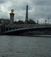 Bateau Croisière Paris Seine