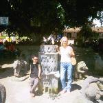 Central Park, Heredia, Costa Rica 10-2004