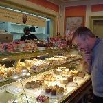 Fabulous cafe/cakeshop