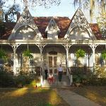 A shady rest at the St. Francisville Inn
