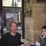 Cafe Society near Picasso/Pompidou