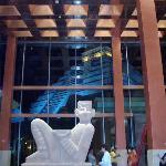 Lobby - Pyramid