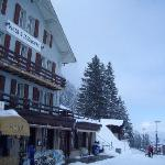 Eiger Guesthouse (yes, balconies!)