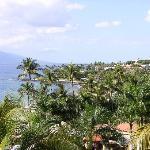View from Four Seasons lanai