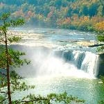 Cumberland Falls by day