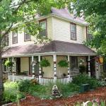 H.S. Clay House Bed and Breakfast in Augusta Missouri