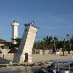 Puerto Morelos - The light house - Old and New!