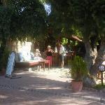 Toloman Hotel Bar Area