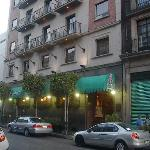 Hotel Catedral Resmi
