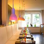 Hotel V Breakfast Room