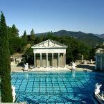 Hearst Castle near-by