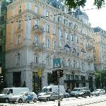Corinthia Grand Hotel Royal, Budapest.