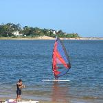 Lots of watersports to be enjoyed in Punta del Este