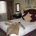 The Lowndes Deluxe  Room