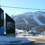 Killington is within walking distance to the condo!