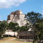 Pyramid of the Magician-Uxmal
