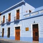 Hotel MedioMundo-Front