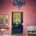 Reception in Colonial area