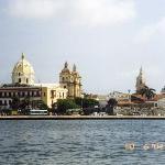 Cartagena's waterfront