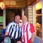 Me & Harry (Sunderland fan)