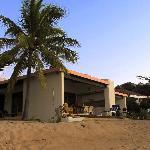 A Beachfront Villa