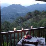 our balcony dinner table (1028666)