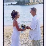 Perfect wedding setting