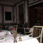 table Turga restaurant