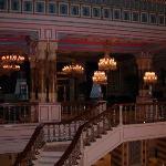 interior palace shot