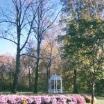 Park of Roses, spring
