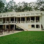 FCC Angkor's restaurant and bar